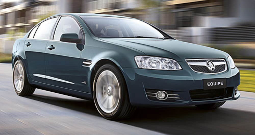 Holden Commodore EquipeSpecial edition: The Holden Commodore Equipe gets a