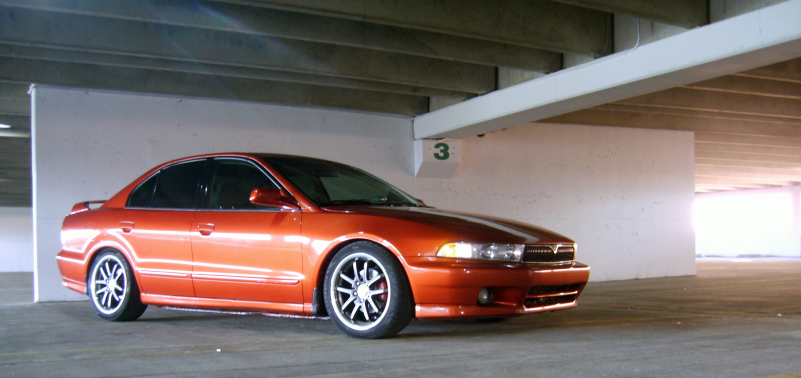 Mitsubishi Galant 3.0 #1 added by: Charissa Marnell