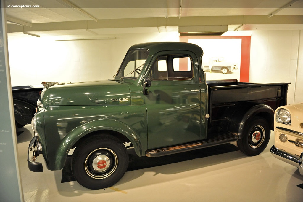 Dodge – Dodge Half-ton pickup Dodge