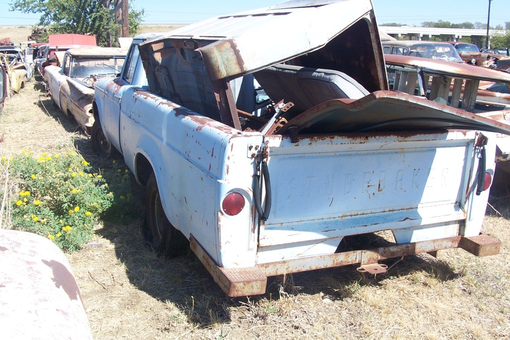 CTC Auto Ranch Parts Cars Studebaker