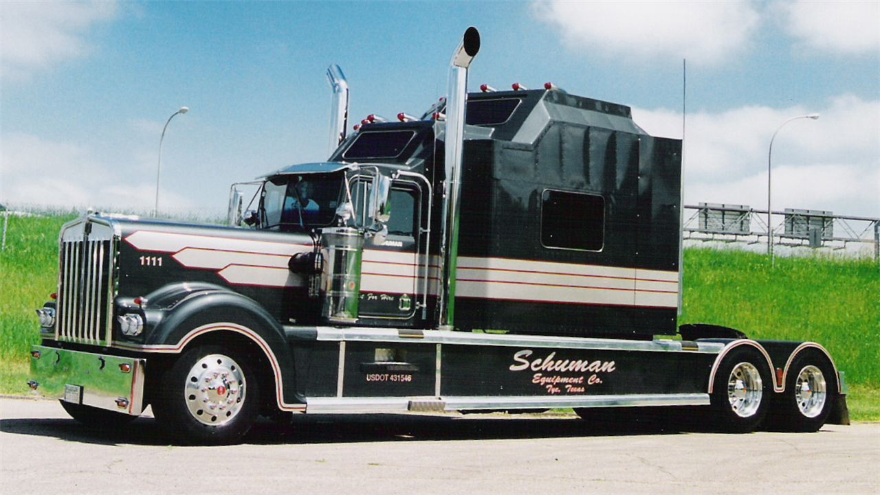 Kenworth - W900A (Commercial vehicles) - history, photos, PDF ...