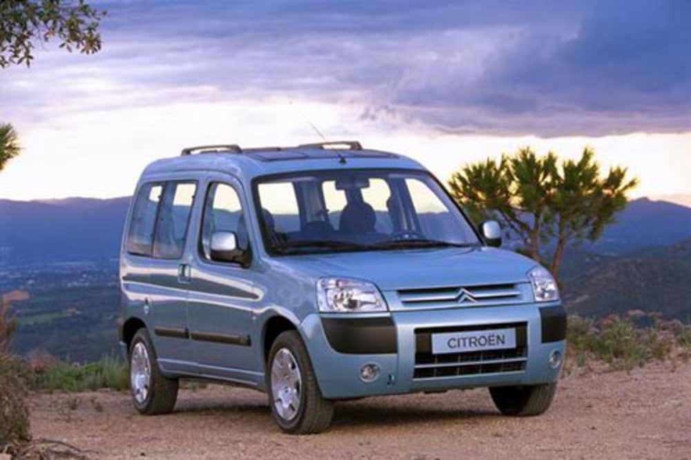 Citroen berlingo (36 models) Views - 6274 Rating 91