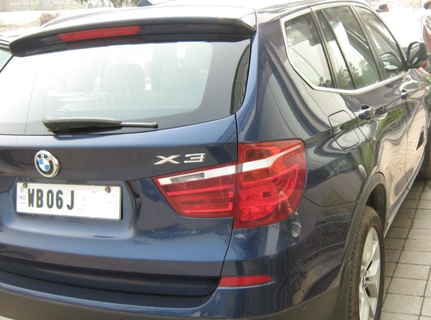 Pictures of Bmw x3 -30d xdrive fixed price 39,50,000
