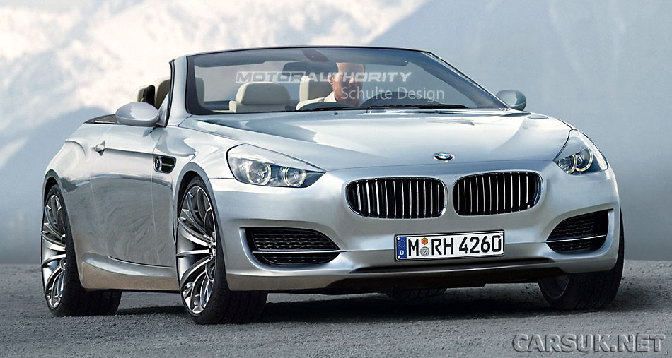 BMW 6-Series Convertible : Car Review 2012 and Pictures