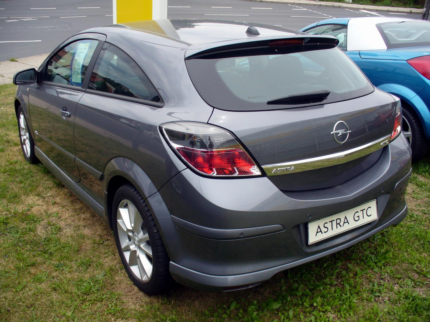 Opel astra edition (100 comments) Views 24627 Rating 1