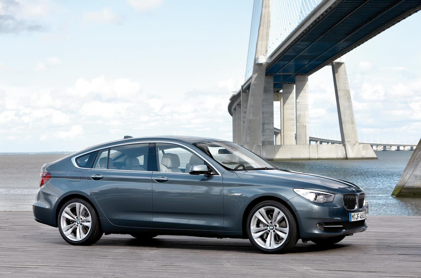 BMW 530d GT - huge collection of cars, auto news and reviews, car vitals,