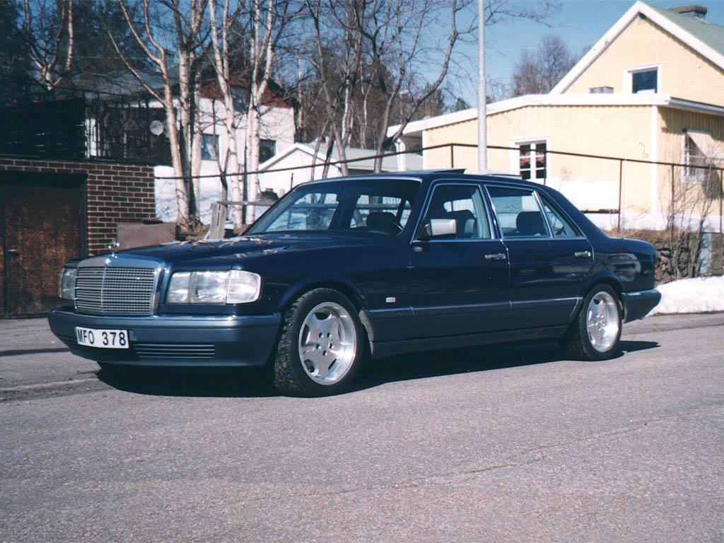 Topworldauto photos of mercedes benz 420 sel photo for Mercedes benz 420