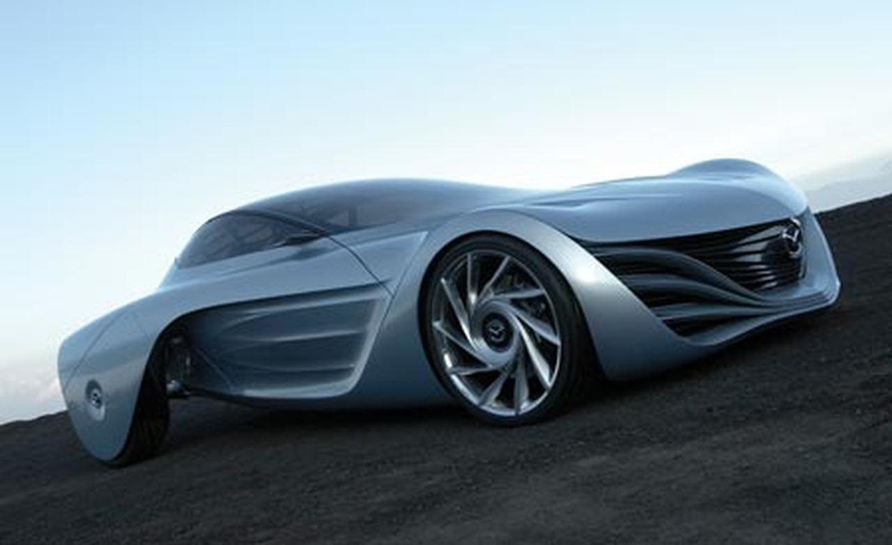 Mazda Taiki concept. WALLPAPER; PRINT; RETURN TO ARTICLE