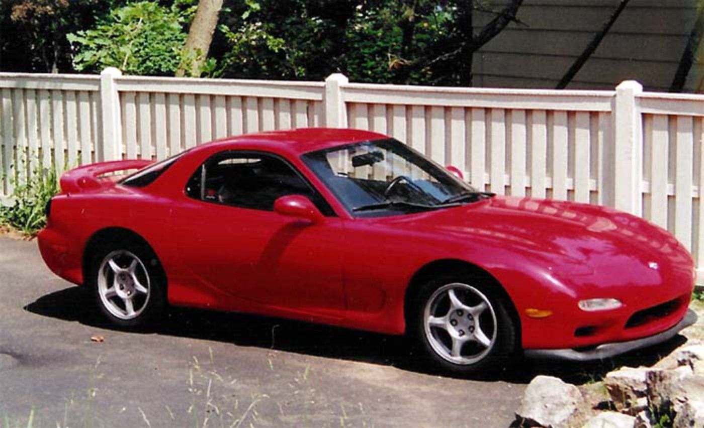 1993-1995 Mazda RX-7 Twin Turbo Products - StopTech big brake kits,