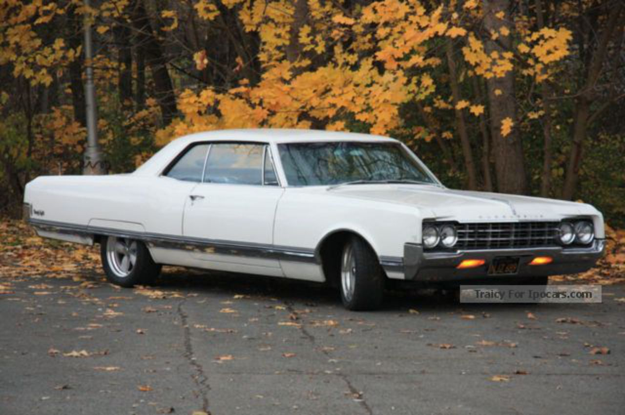 1965 Oldsmobile 98 Holiday Coupe 2 door hardtop 1965 Car