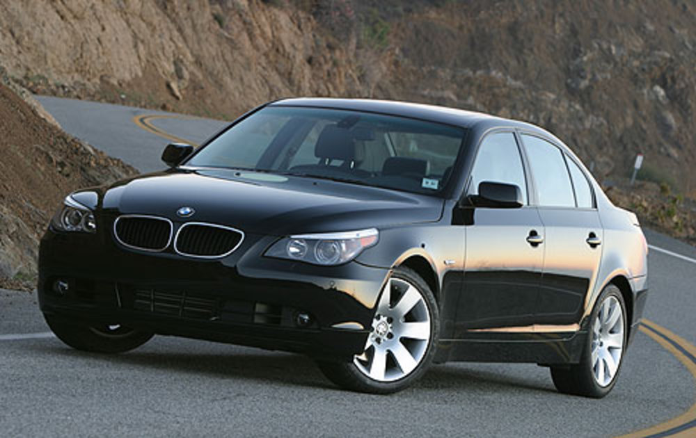 Photo of BMW 530. Photo of BMW 530. It's not an overstatement to say that