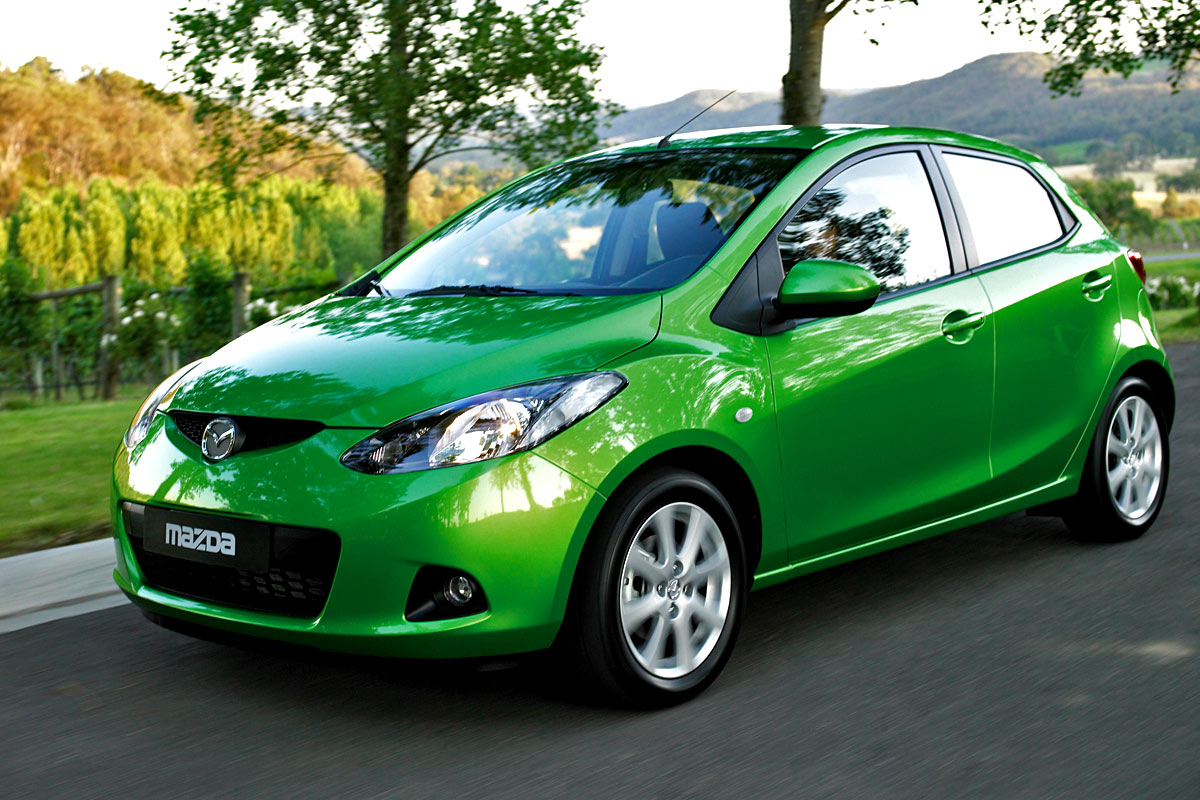 2011 Mazda 2 Review. The introduction of two new Mazda2 1.6D Sport models