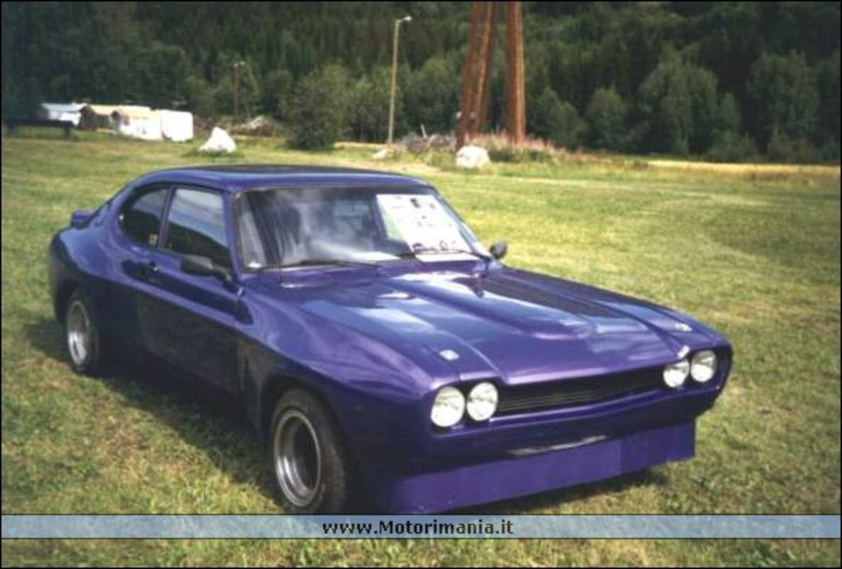 topworldauto photos of ford capri 2600 rs photo galleries. Black Bedroom Furniture Sets. Home Design Ideas
