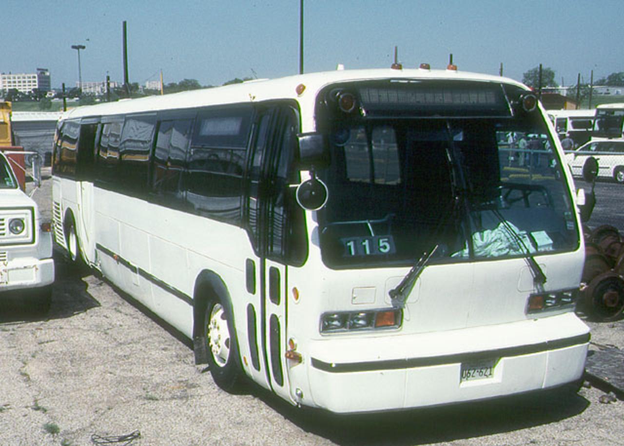 Honda Kansas City >> TopWorldAuto >> Photos of GMC RTS - photo galleries