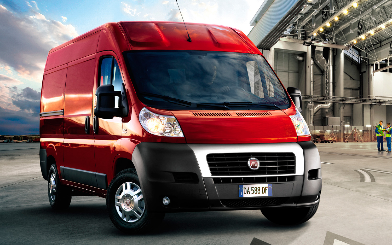 2012-Fiat-Ducato-front-view Photo on November 26, 2012 #187189 from Rumor