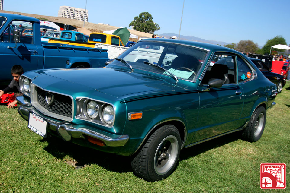 Mazda knew it had something special when it created the RX-3.