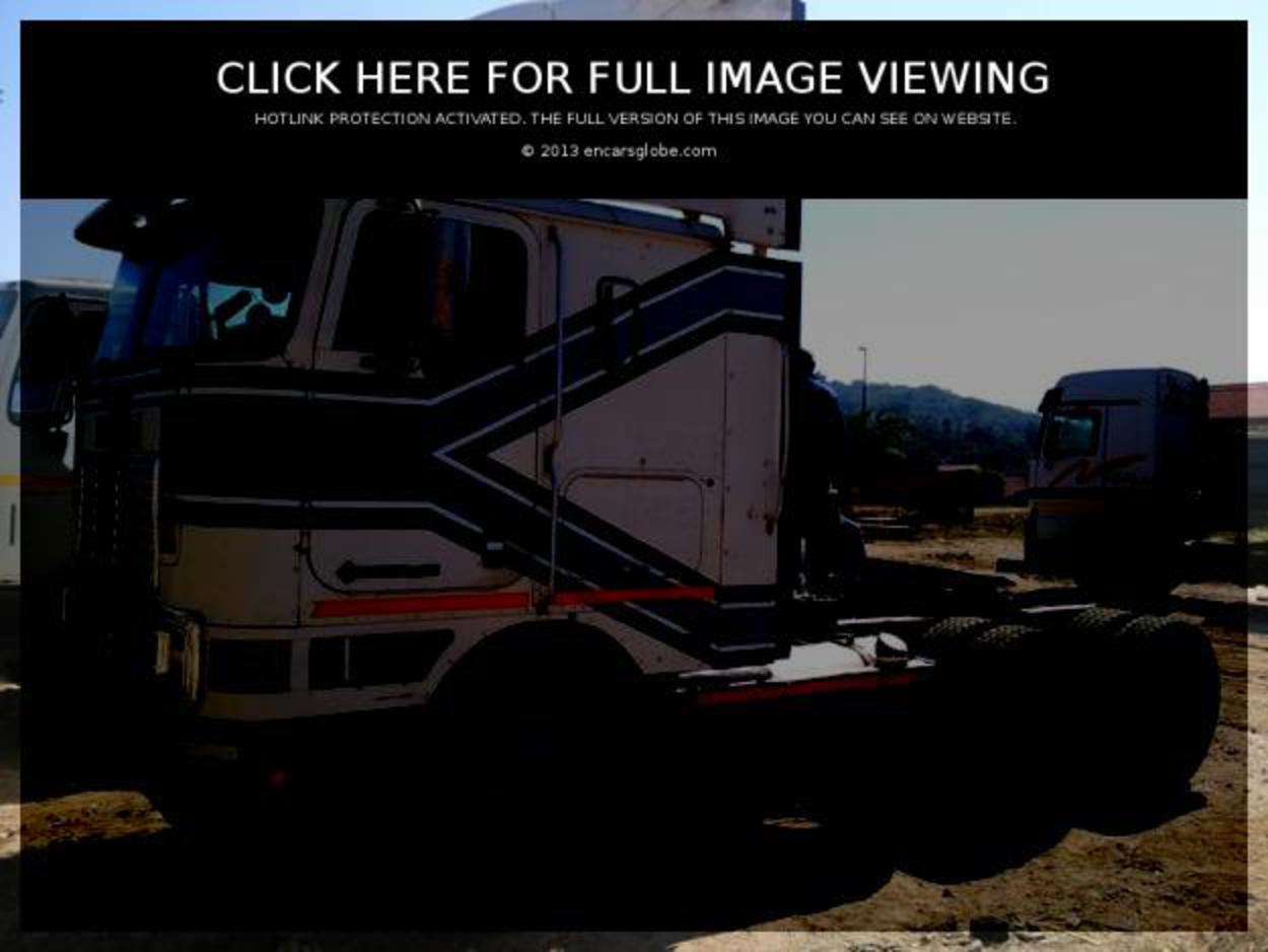 International 9700 Eagle: Photo gallery, complete information ...