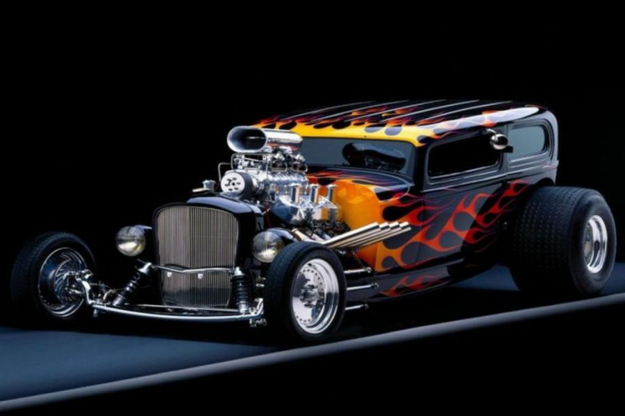 Ford Streetrod - cars catalog, specs, features, photos, videos, review,