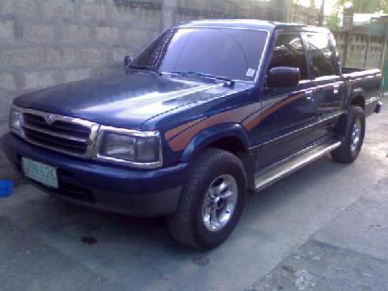 Send us more 2000 Mazda B2500 pictures.