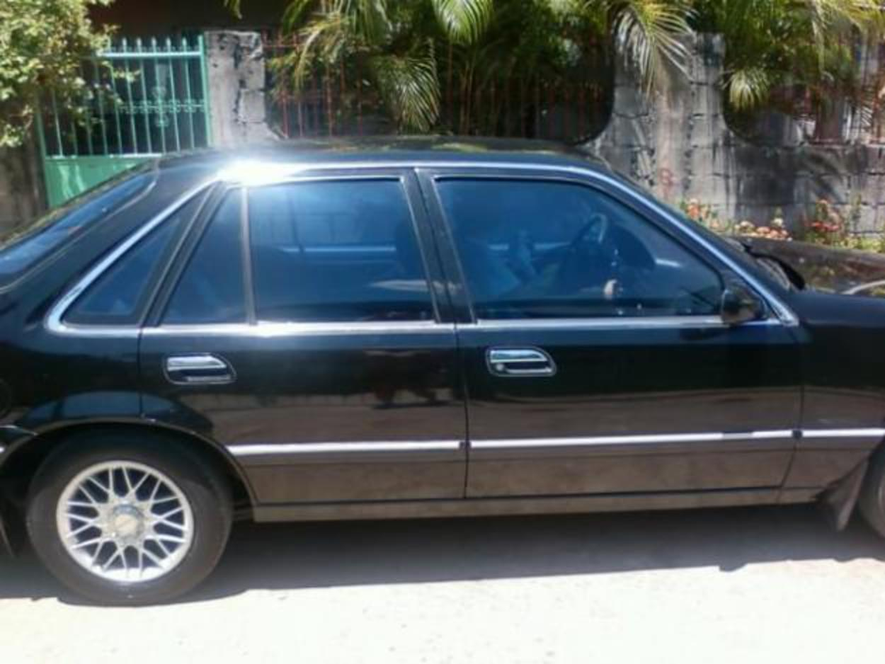 daewoo prince 2.0 luxury car - Rizal