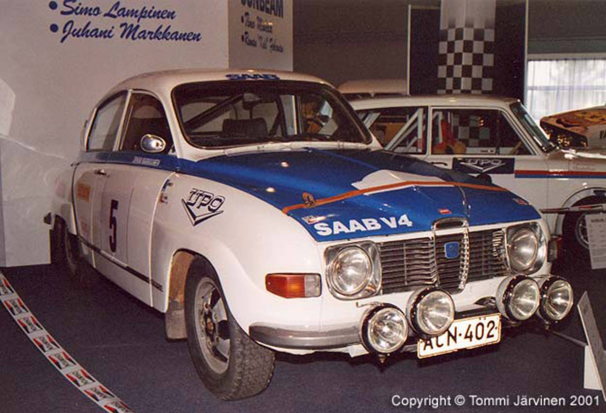 Posted in Image Galleries | Tags: 96, rally, two stroke,