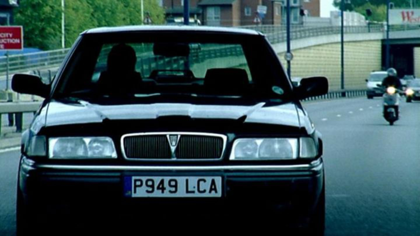 "IMCDb.org: 1997 Rover 820 Si [R17] in ""City Lights, 2007"""