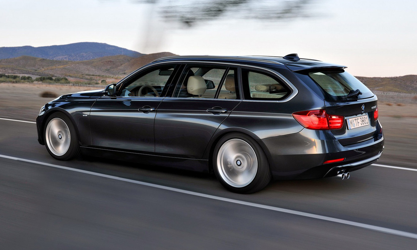 2013 BMW 3 Series Touring Wagon Pricing Announced For Australia