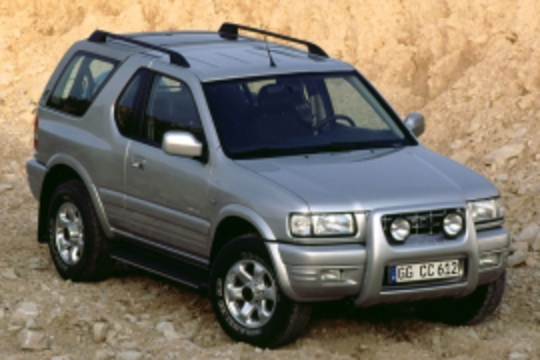 OPEL Frontera Sport (1998 - 2004) ⌖. compare with: