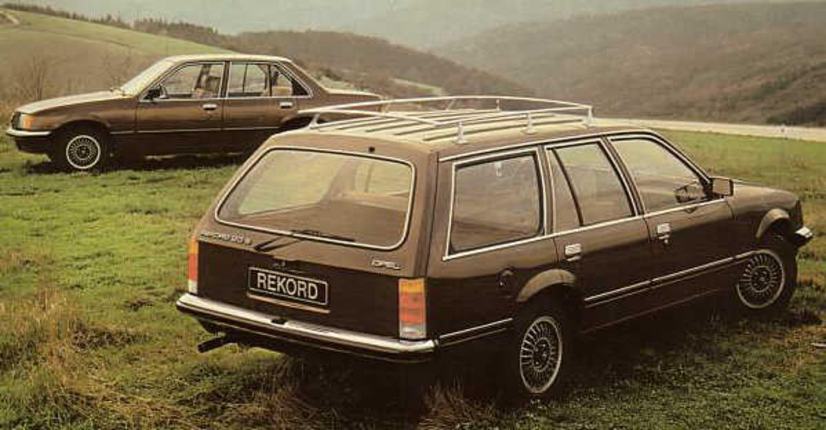 Topworldauto Photos Of Opel Rekord Caravan Wagon Photo Galleries