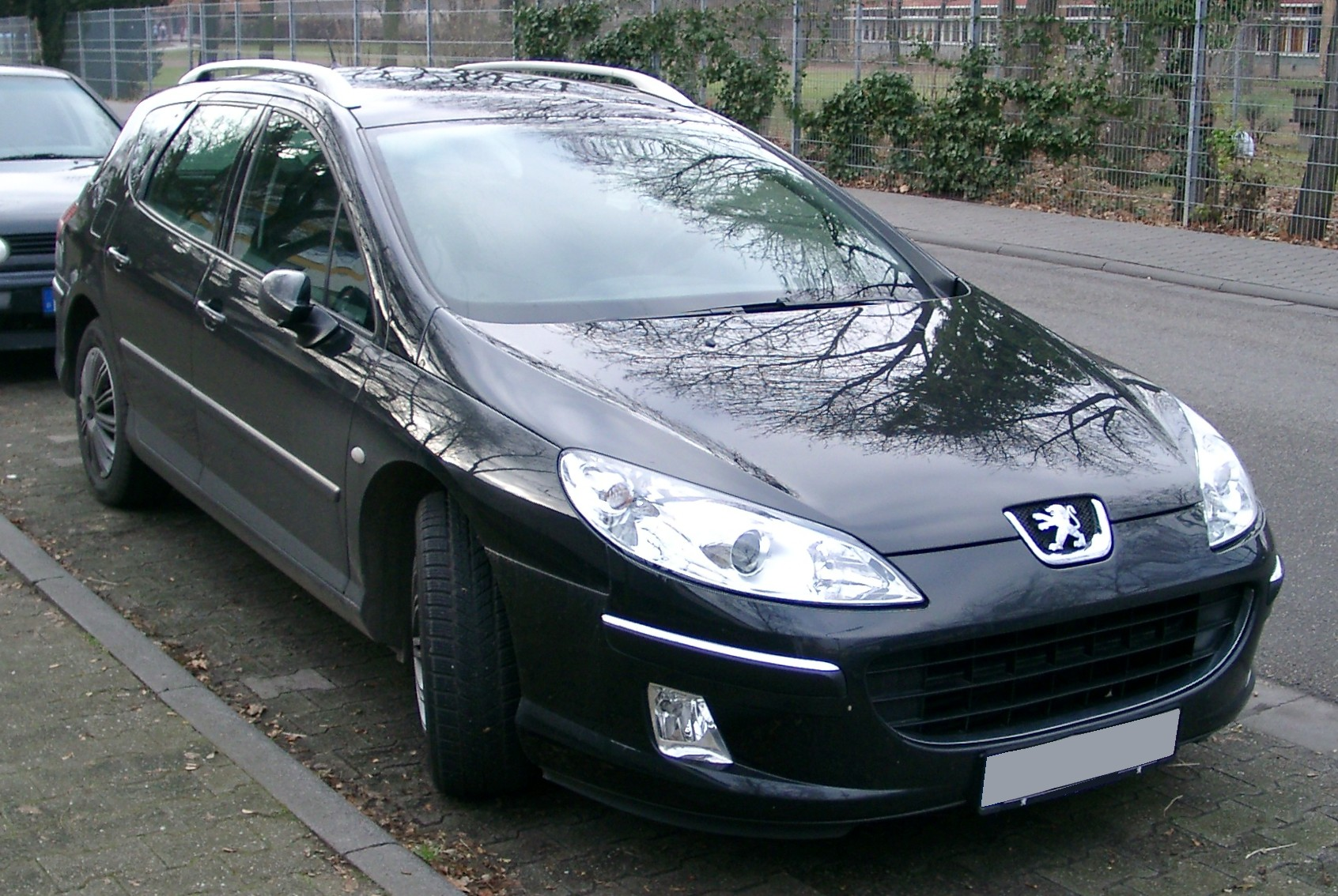 Models and tags by peugeot 407 sw