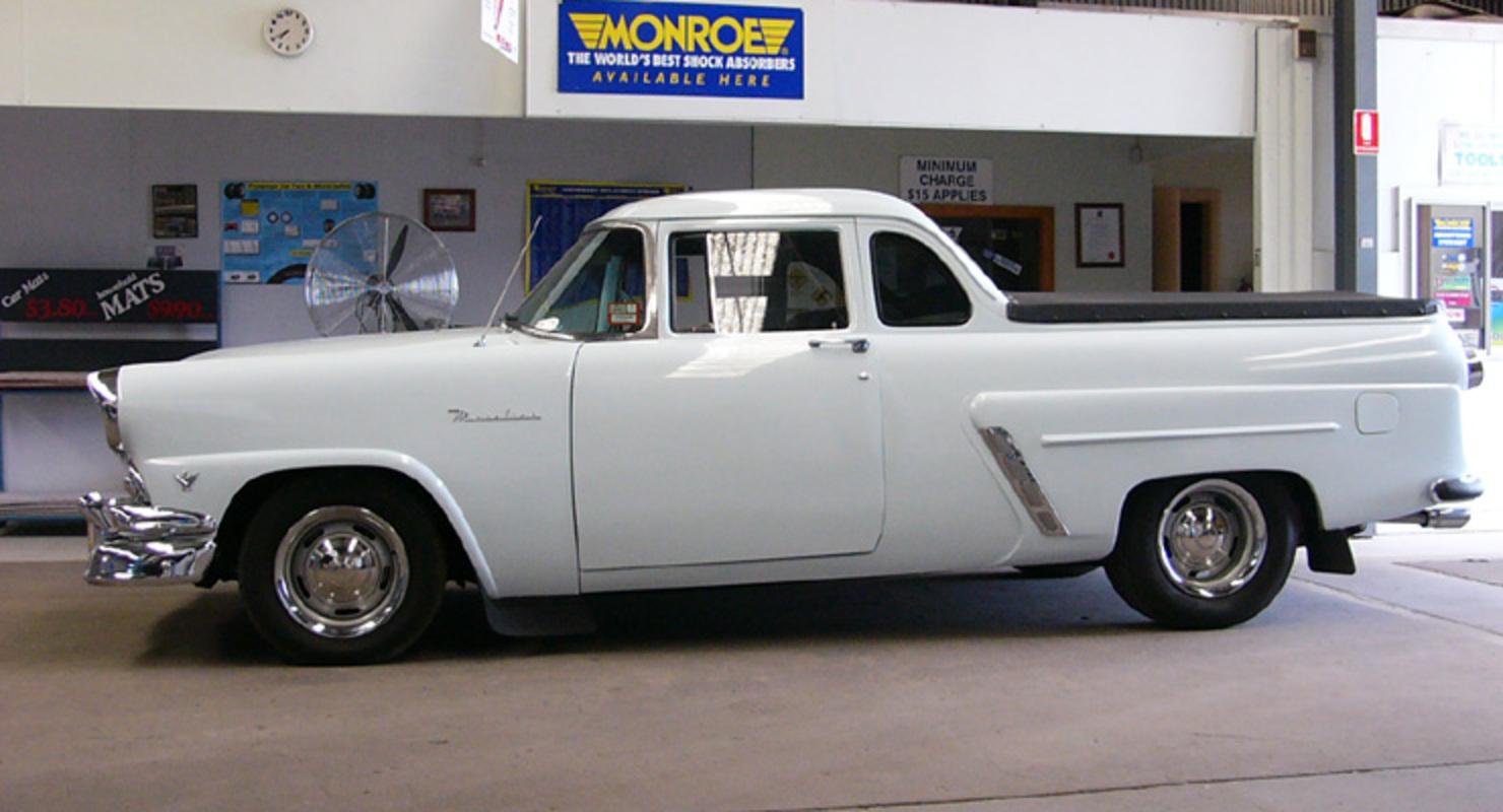Topworldauto Photos Of Ford Mainline Photo Galleries Wiring Diagram 1953 Customline Tudor