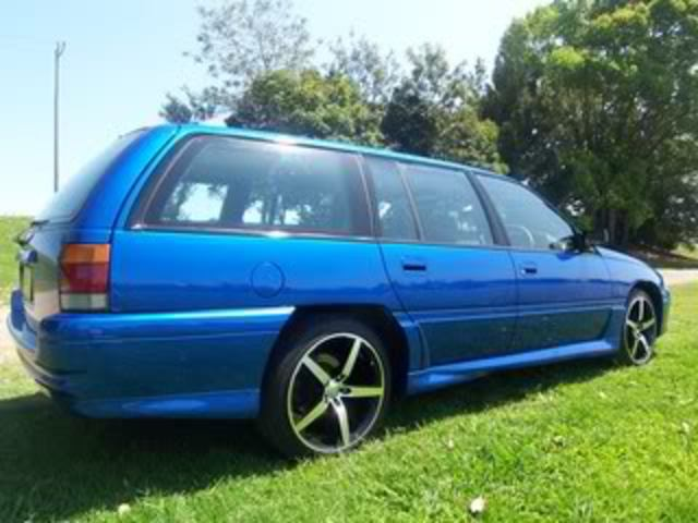 [FS - QLD] Holden Vn Commodore wagon (5500)