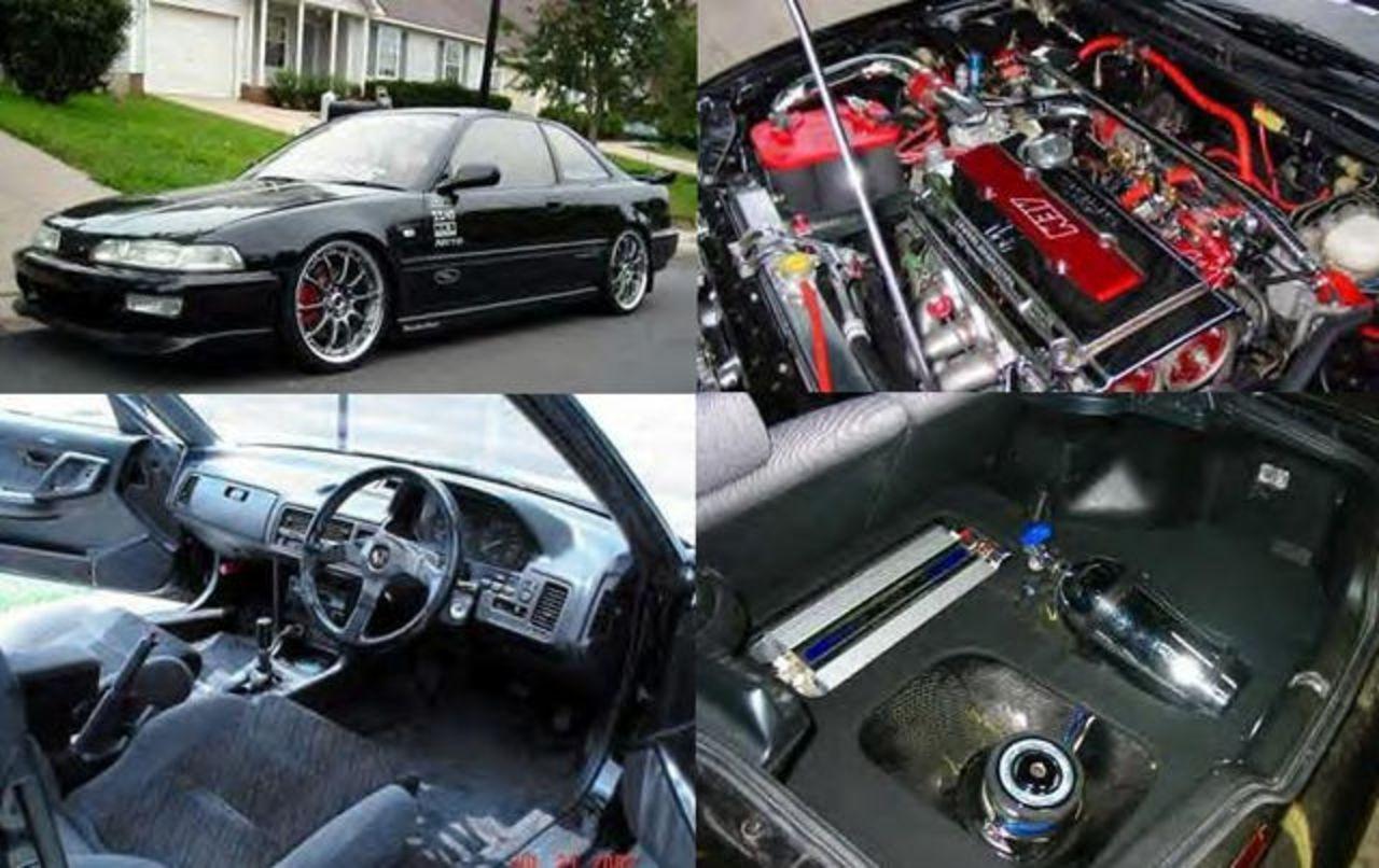 TopWorldAuto >> Photos of Honda Integra XSi - photo galleries on