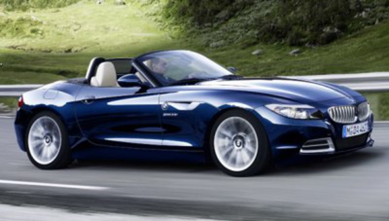 BMW has launched its new BMW Z4 sDrive35i Roadster in the Indian market,