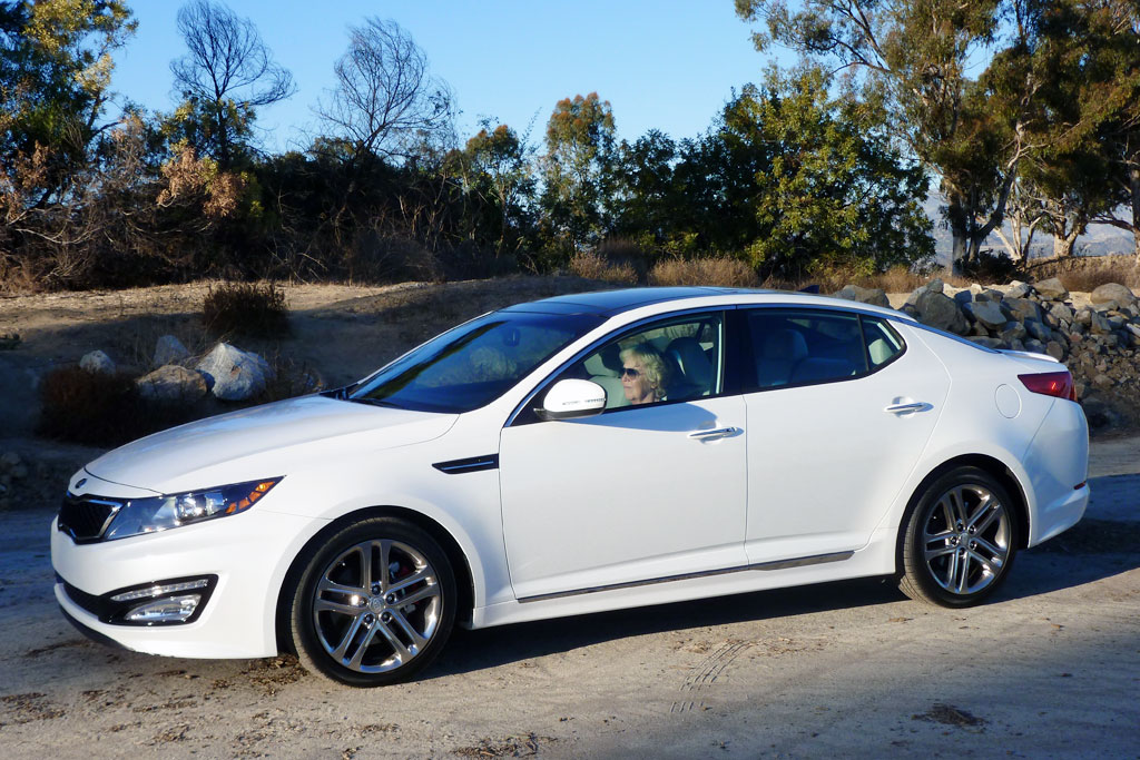 First drive: 2013 Kia Optima SX Limited By Henny Hemmes