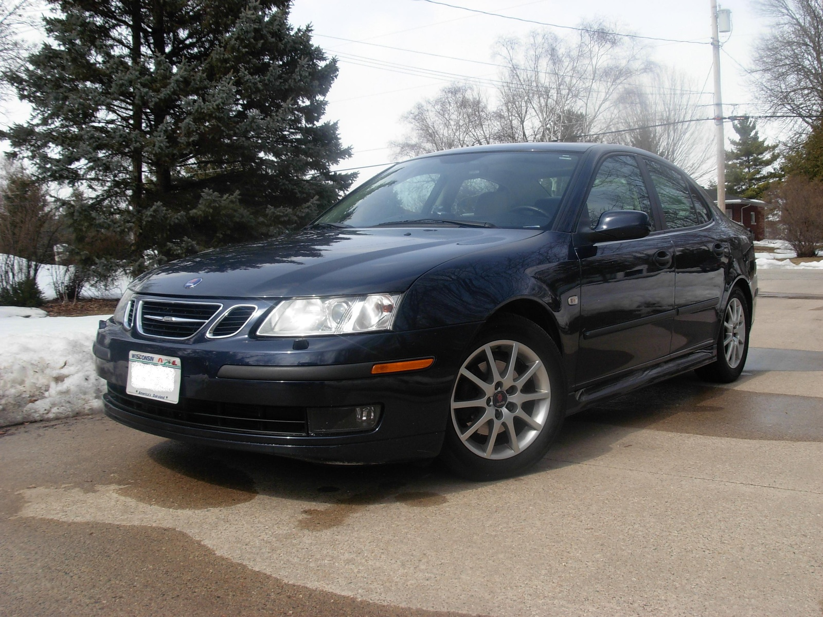 2004 Saab 9-3 Linear picture, exterior