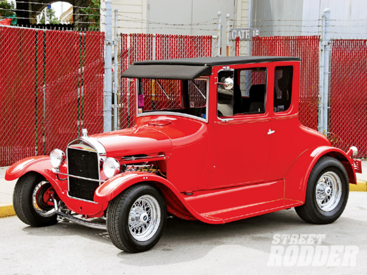 TopWorldAuto >> Photos of Ford Model T Street Rod - photo galleries