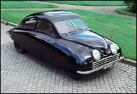 Not long after, in December 1952 came the Saab 92B.