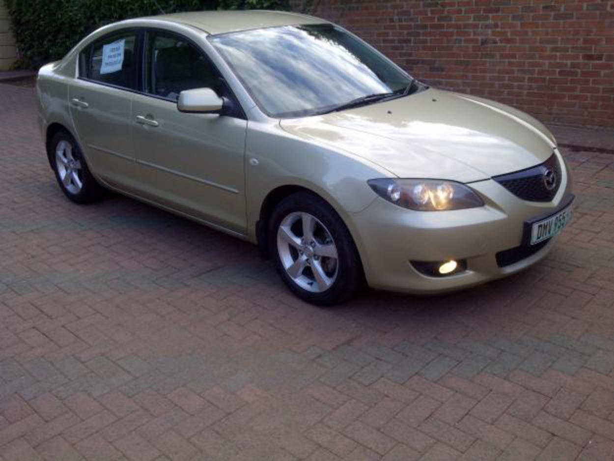 Pictures of 2005 MAZDA 3 1.6 ORIGINAL FOR SALE URGENT