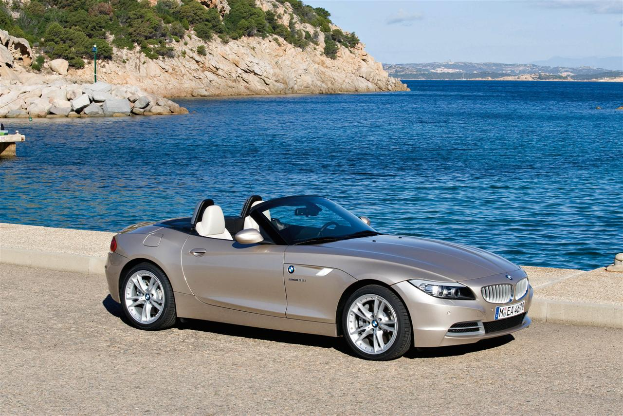 BMW Heaven Specification Database | Specifications for BMW Z4 sDrive23i E89