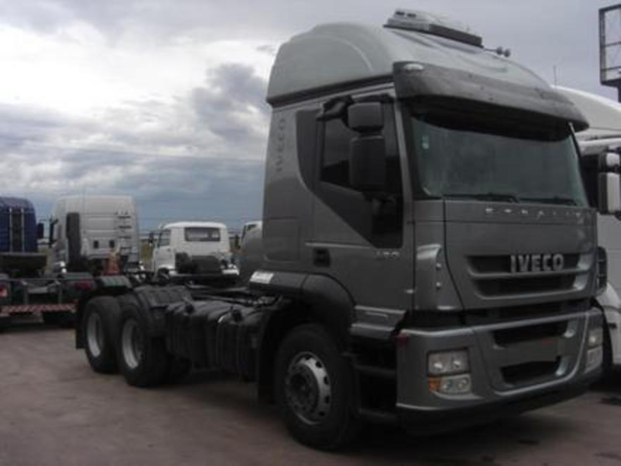 Iveco Stralis 420 HD pictures. < Previous. Link to this page: