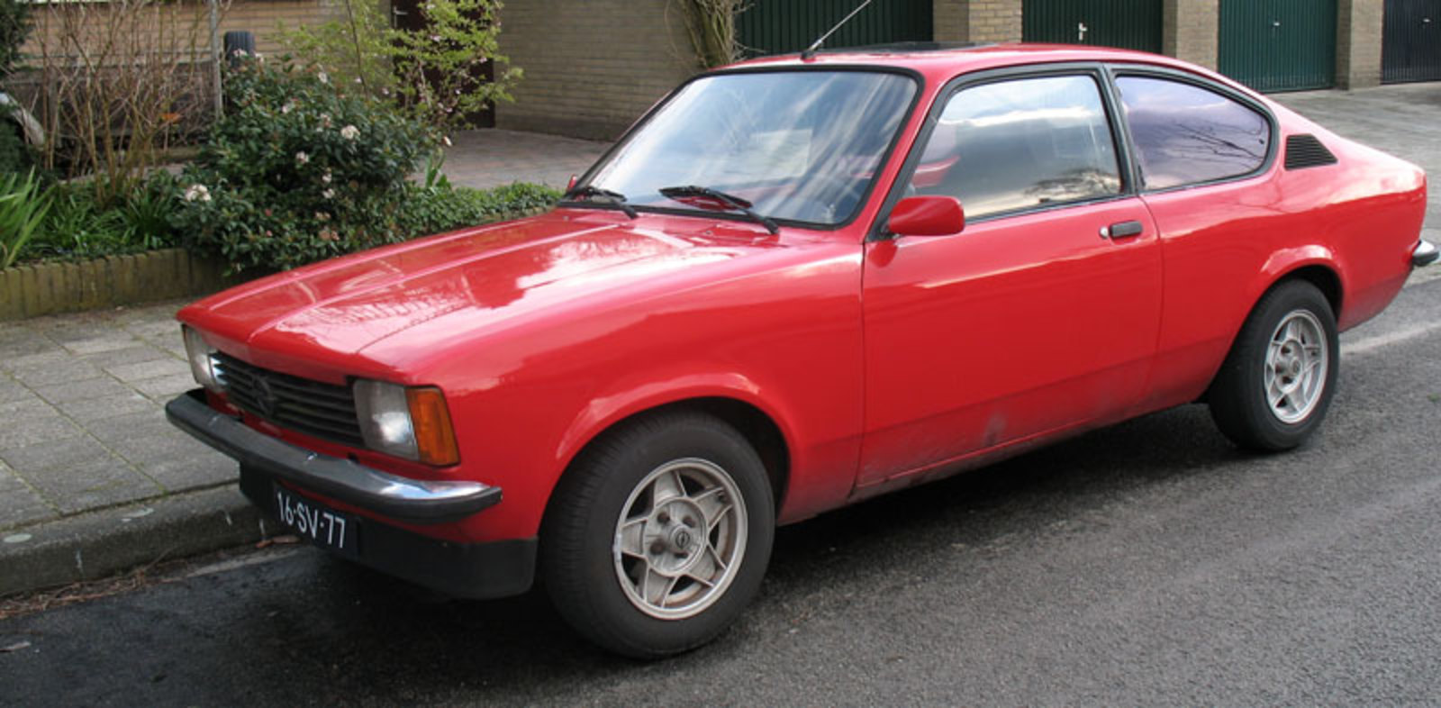 Opel Kadett LS coupe. View Download Wallpaper. 800x393. Comments