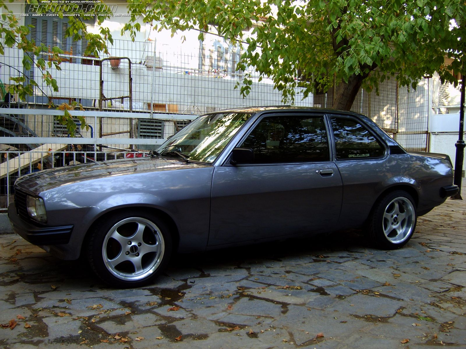 Opel Ascona 19S - huge collection of cars, auto news and reviews,