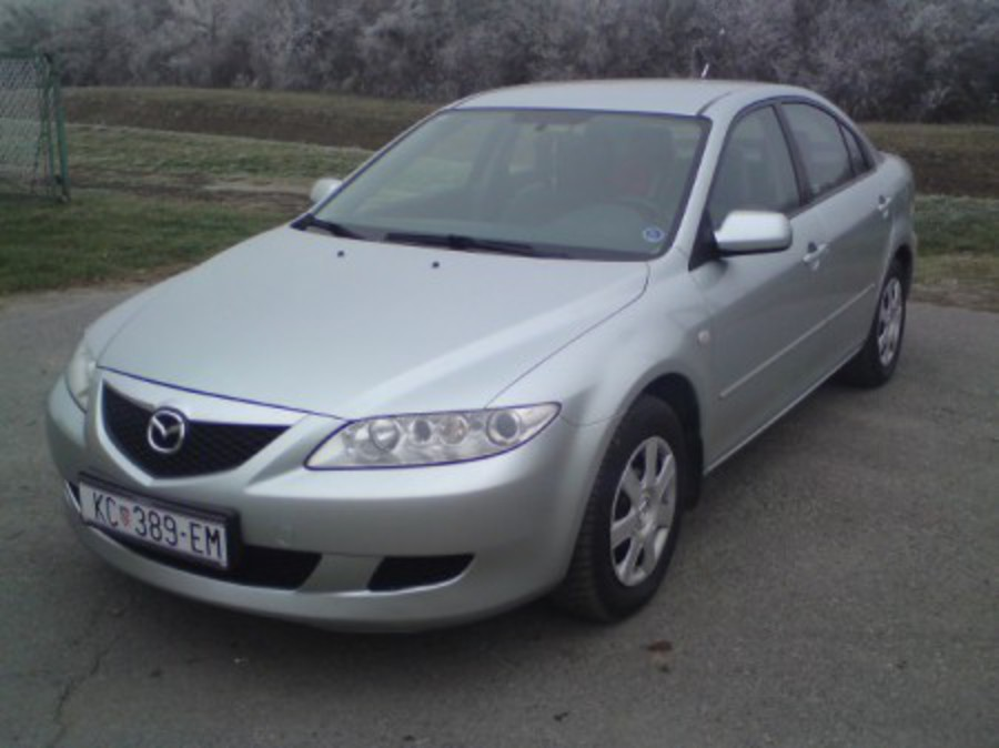 Mazda 6 CD136 TE. View Download Wallpaper. 450x337. Comments