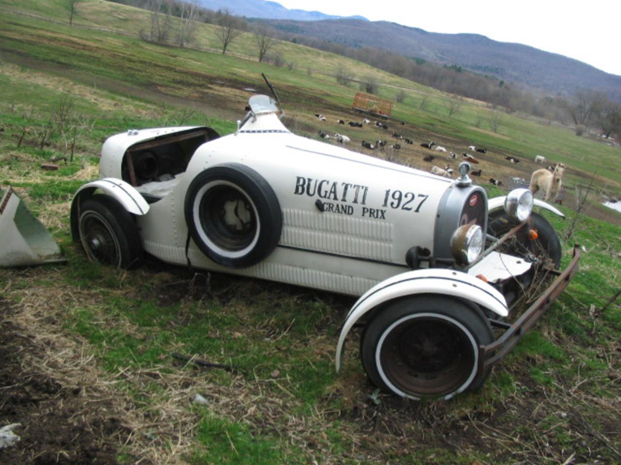 TopWorldAuto >> Photos of Bugatti Type 35 replica - photo galleries