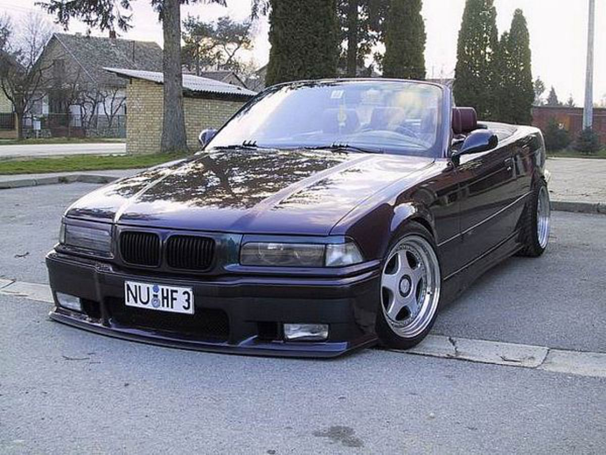 BMW 325i Cabrio. View Download Wallpaper. 600x450. Comments