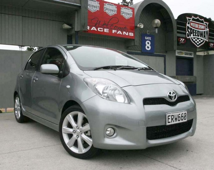 toyota-yaris-rs-fq. New Zealand summers leave little reason for complaint,