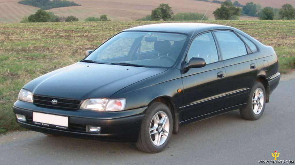 Отзывы владельцев Toyota Carina (Тойота Карина) с ФОТО