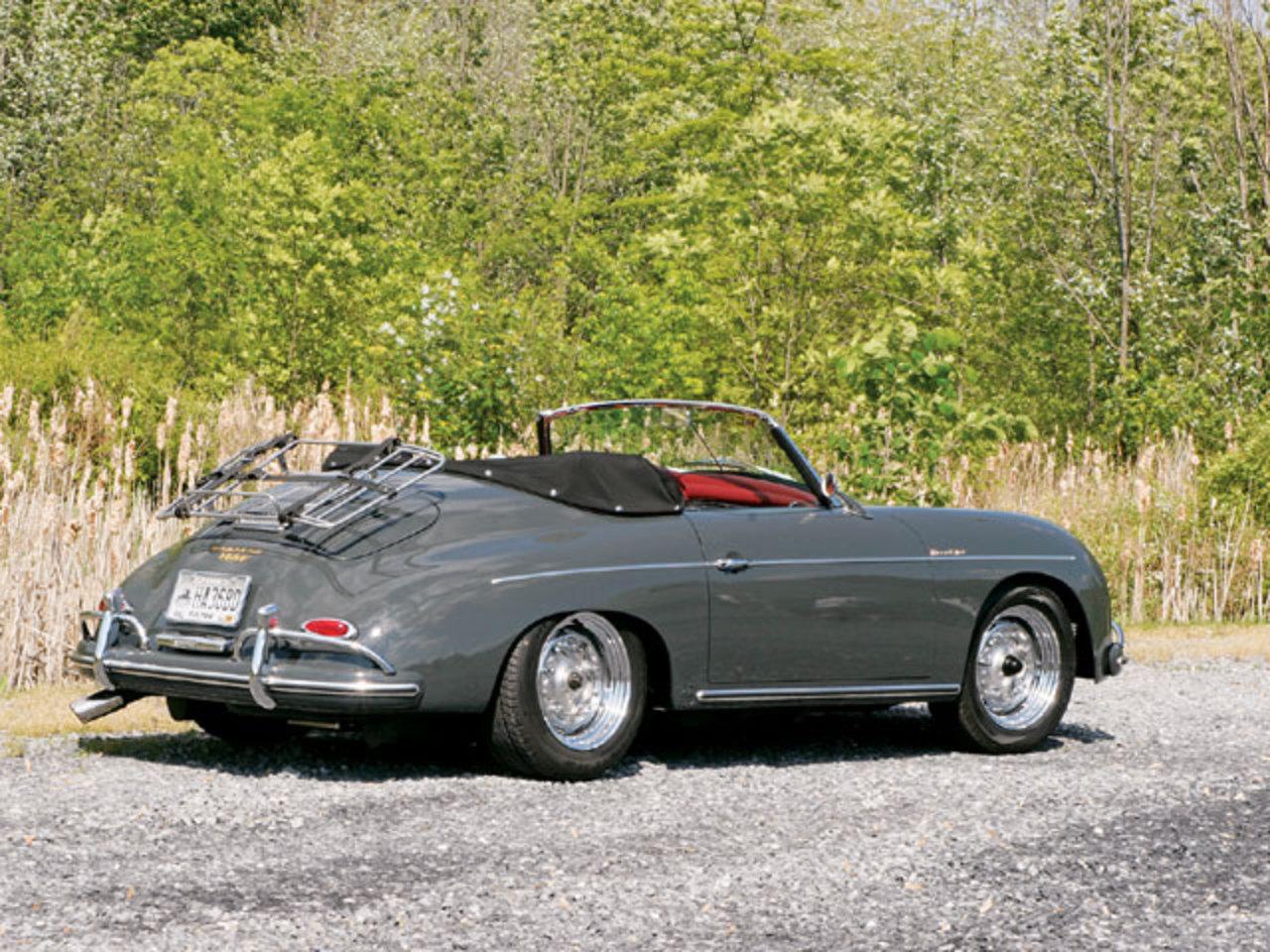 topworldauto photos of porsche 356 speedster replica photo galleries. Black Bedroom Furniture Sets. Home Design Ideas