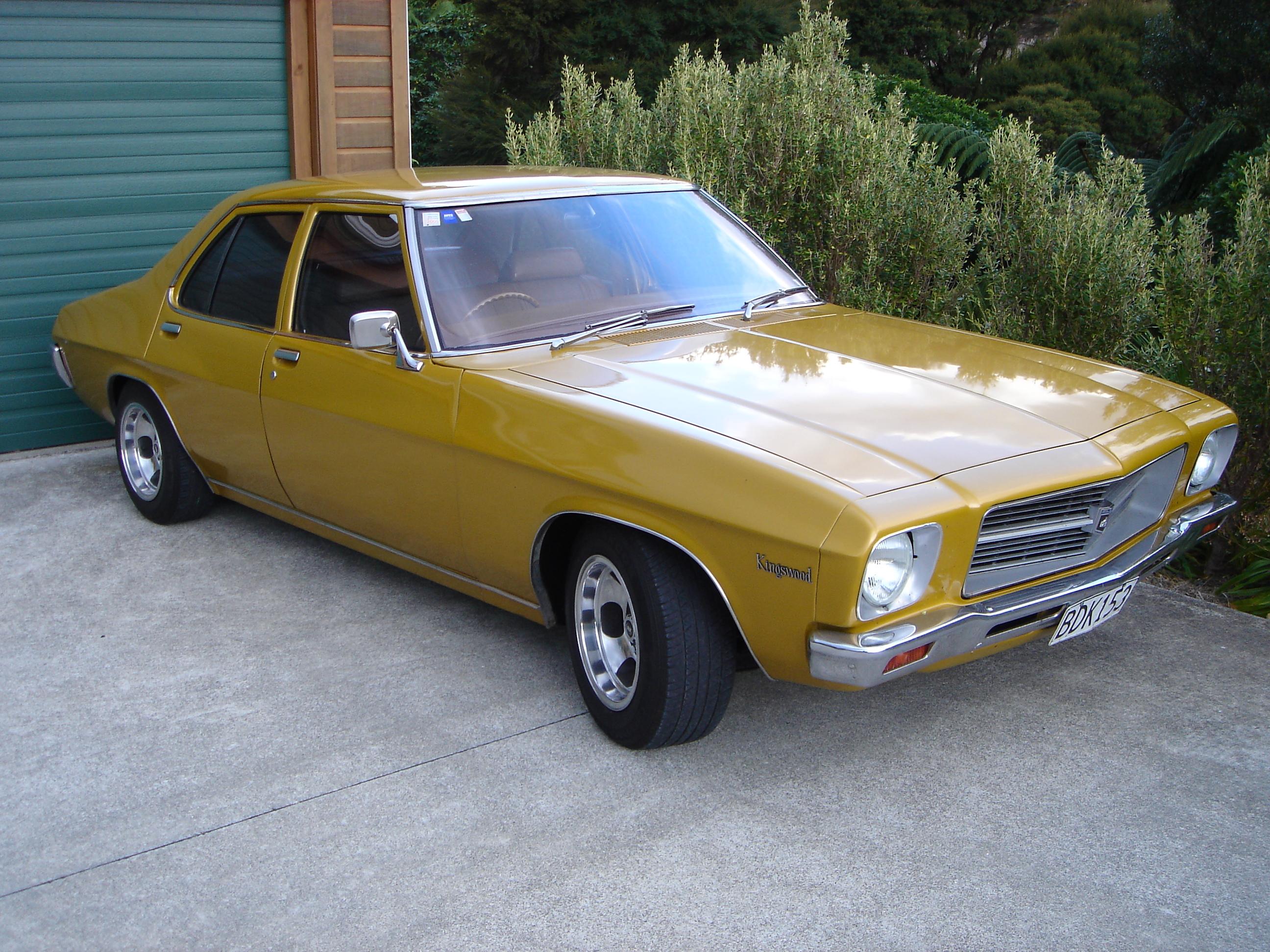 TopWorldAuto >> Photos of Holden Kingswood HQ - photo ...